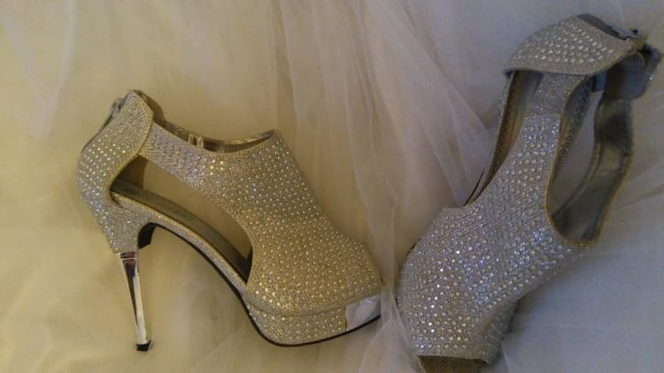 Ladies Evening wear shoes